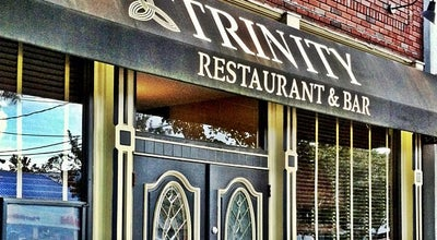 Photo of Gastropub Trinity Restaurant & Bar at 190 Jericho Tpke, Floral Park, NY 11001, United States