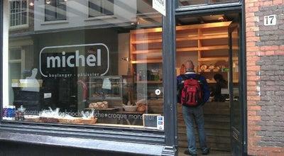 Photo of Bakery Michel at Oude Molstraat 17, Den Haag 2513 BA, Netherlands