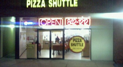 Photo of Pizza Place Pizza Shuttle at 1601 W 23rd St, Lawrence, KS 66046, United States