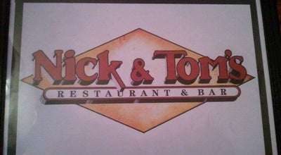 Photo of American Restaurant Nick and Tom's at 5774 Bridgetown Rd, Cincinnati, OH 45248, United States