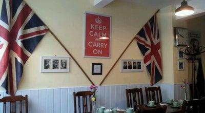 Photo of Tea Room The Fourteas at 24 Sheep St, Stratford Upon Avon CV37 6EF, United Kingdom