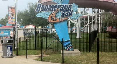 Photo of Water Park Boomerang Bay at 14523 Carowinds Blvd, Charlotte, NC 28273, United States