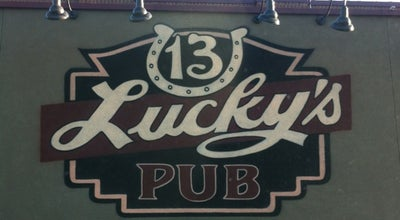 Photo of American Restaurant Lucky's 13 Pub at 1800 American Blvd W, Bloomington, MN 55431, United States