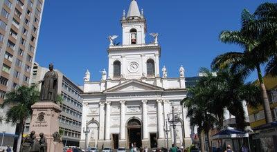 Photo of Church Catedral Metropolitana de Campinas at Pça. José Bonifácio, Campinas, Brazil