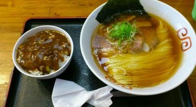 Photo of Food 麺や食堂 at 幸町9-6, 厚木市 243-0012, Japan