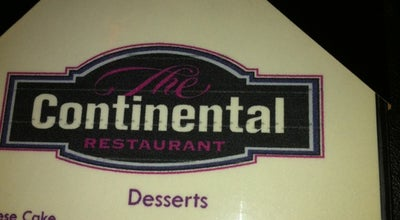Photo of American Restaurant The Continental Restaurant at 266 Broadway, Saugus, MA 01906, United States