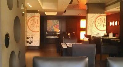 Photo of Sushi Restaurant Mori Sushi at Lebanon St., Mohandessin, Egypt