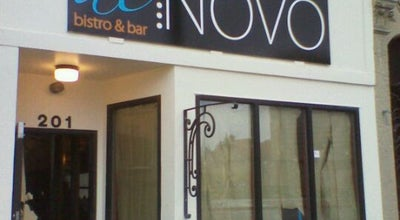 Photo of American Restaurant de NOVO Bistro & Bar at 201 S. High St., Columbus, OH 43215, United States