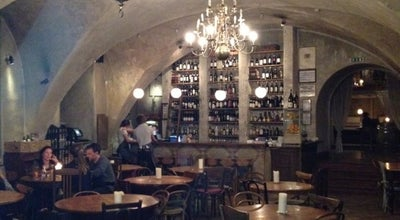 Photo of Wine Bar La Bohème at Šv. Ignoto G. 4, Vilnius, Lithuania