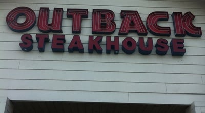 Photo of Steakhouse Outback Steakhouse at 22680 Centerpoint Dr, Moreno Valley, CA 92553, United States