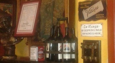 Photo of Mediterranean Restaurant Bodeguilla De La Santa Cruz at Santa Cruz, 3, zaragoza, Spain