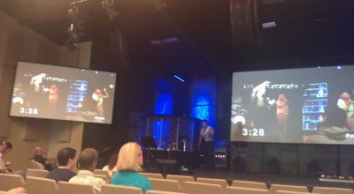 Photo of Church Victory Church at 1515 N Kelly Ave, Edmond, OK 73003, United States