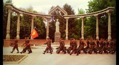 Photo of Park Парк имени Чингиза Айтматова (Дубовый парк) at Бишкек, Kyrgyzstan