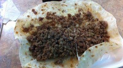 """Photo of Taco Place Tacos Santiago o de la """"Güera"""" at Villa De San Miguel, Guadalupe, Mexico"""
