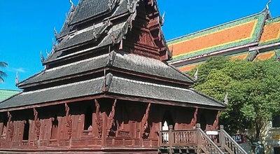 Photo of Buddhist Temple วัดทุ่งศรีเมือง (Wat Thung Si Mueang) at Phalorangrit Rd., Nai Mueang, Mueang Ubon Ratchathani 34000, Thailand