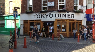 Photo of Japanese Restaurant Tokyo Diner at 2 Newport Place, London WC2H 7JP, United Kingdom