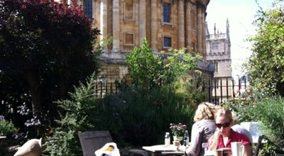 Photo of Cafe The Vaults & Garden Café at 1 Radcliffe Sq, Oxford OX1 4AH, United Kingdom