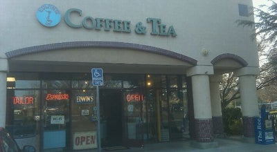 Photo of Coffee Shop Edwin's Coffee & Tea at 2660 Sunset Blvd. #108, Rocklin, CA 95677, United States