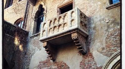 Photo of Monument / Landmark Casa di Giulietta at Via Cappello 23, Verona 37121, Italy