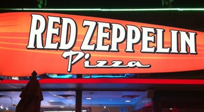 Photo of Pizza Place Red Zeppelin Pizza at 4395 Perkins Rd, Baton Rouge, LA 70808, United States