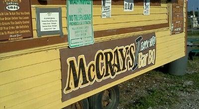 Photo of BBQ Joint McCray's II Backyard Bar-B-Q at 1521 45th St, Riviera Beach, FL 33407, United States