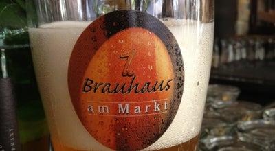 Photo of Brewery Brauhaus am Markt at Stiftsplatz 2, Kaiserslautern 67655, Germany