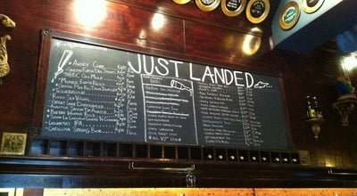 Photo of Beer Garden Flying Saucer Draught Emporium at 328 W Morgan St, Raleigh, NC 27601, United States