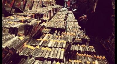 Photo of Record Shop Newbury Comics at 36 Jfk St, Cambridge, MA 02138, United States