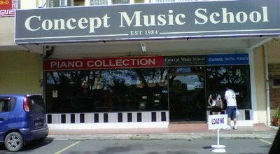 Photo of Music Venue Concept Music School, Luyang at Kota Kinabalu, Malaysia