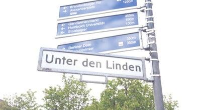 Photo of Road Unter den Linden at Unter Den Linden, Berlin 10117, Germany