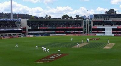 Photo of Cricket Ground Blundstone Arena at Derwent Street, Bellerive, Ta 7018, Australia