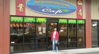 Photo of Diner Rainbow Cafe at 73-5612 Kauhola St, Kailua Kona, HI 96740, United States
