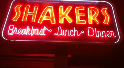 Photo of American Restaurant Shakers at 801 N Central Ave, Glendale, CA 91203, United States