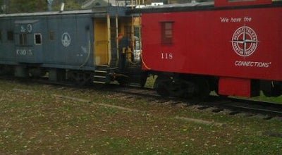 Photo of Train Hocking Valley Scenic Railway at 33 W Canal St, Nelsonville, OH 45764, United States