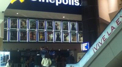 Photo of Movie Theater Cinépolis at Av. Vallarta 2425, Guadalajara, Jal. 44100, Mexico