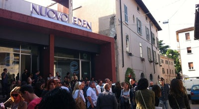Photo of Indie Movie Theater Nuovo Eden at Via Nino Bixio, 9, Brescia 25122, Italy