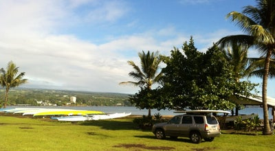 Photo of Beach Bayfront Beach at 1273 Kamehameha Ave, Hilo, HI 96720, United States