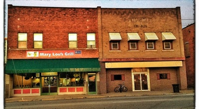 Photo of American Restaurant Mary Lou's Grill at 118 S Illinois Ave, Carbondale, IL 62901, United States