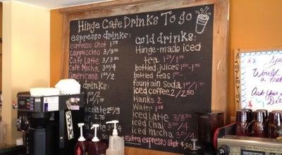 Photo of Cafe Hinge Cafe at 2652 E Somerset St, Philadelphia, PA 19134, United States