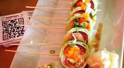 Photo of Sushi Restaurant Sushi Brokers at 17025 N Scottsdale Rd, Scottsdale, AZ 85255, United States