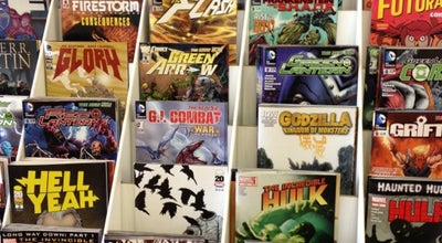 Photo of Bookstore Dr. Cain's Comics and Games at 778 Marsh St, San Luis Obispo, CA 93401, United States