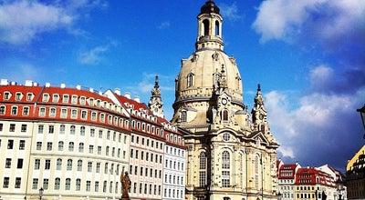 Photo of Plaza Neumarkt at Neumarkt, Dresden 01067, Germany