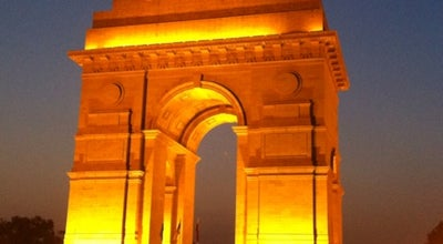 Photo of Monument / Landmark India Gate | इंडिया गेट at India Gate C-hexagon, New Delhi, Delhi, National Capital Territory of Delhi, India