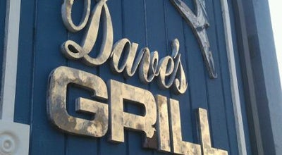 Photo of Seafood Restaurant Dave's Grill at 468 W Lake Dr, Montauk, NY 11954, United States