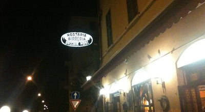 Photo of Italian Restaurant Antica Osteria Vecchia Pirri at Via Francesco Prampolini, 8, Modena 41124, Italy