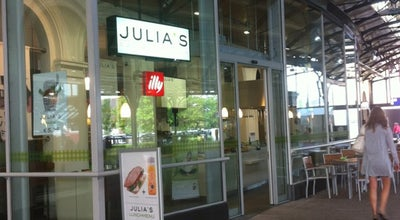 Photo of Italian Restaurant Julia's at Station Leeuwarden, Leeuwarden, Netherlands