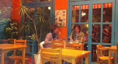 Photo of Cafe Zencefil at Şehit Muhtar Mah. Kurabiye Sok. Beyoğlu, İstanbul, Turkey