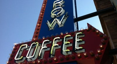 Photo of Coffee Shop Smokey Row Coffee at 1910 Cottage Grove Ave, Des Moines, IA 50314, United States