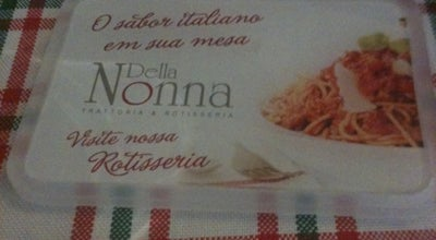 Photo of Italian Restaurant Restaurante Della Nonna at R. Treze De Fevereiro, 569, Tatuí, Brazil