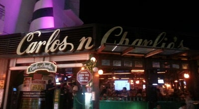 Photo of Mexican Restaurant Carlos'n Charlie's at Blvd. Kukulcán Km. 8.5, L-10, 10-c, Cancún 77500, Mexico
